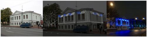 Музей Водоканала, здание администрации -  разработка концепции, проект, монтаж