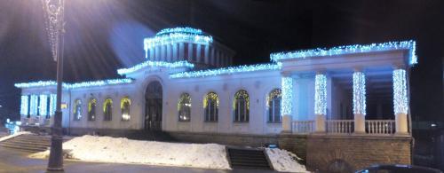 Павловск, вокзал